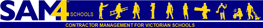 sam4schools Contractor Management